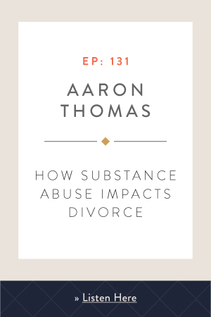 How substance abuse impacts divorce