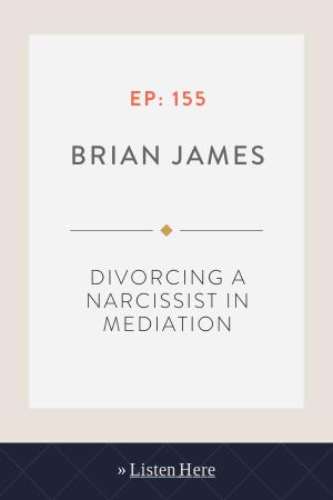 Divorcing a narcissist in mediation